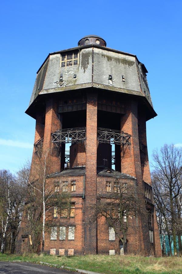Torre de agua fotos de archivo libres de regalías