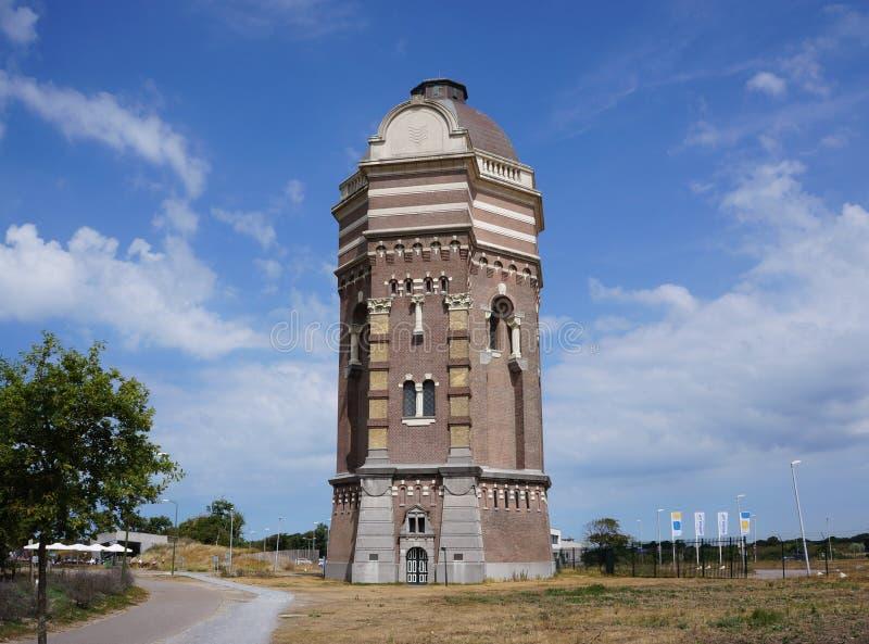 Torre de agua vieja en los Países Bajos fotos de archivo libres de regalías