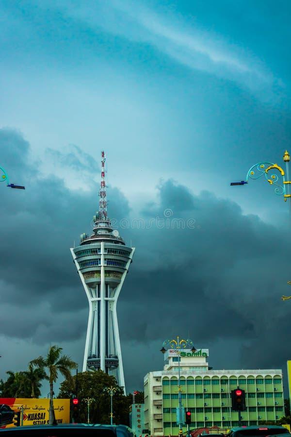 Torre de Alor Setar fotos de stock royalty free