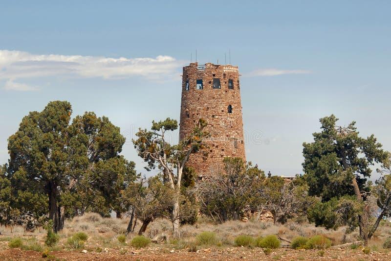 Torre de Anasazi imagen de archivo libre de regalías