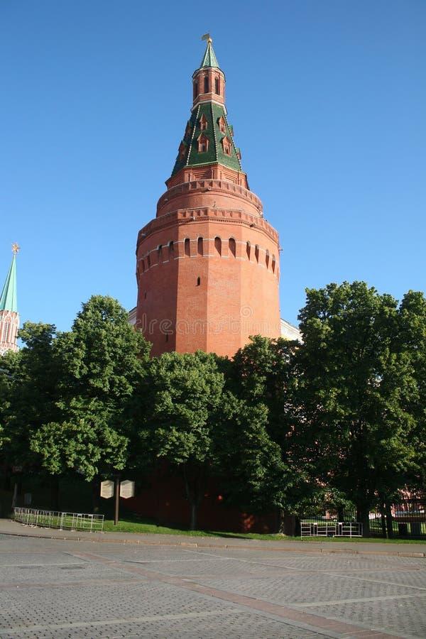 Download Torre De Arsenalnaya Moscovo Kremlin Foto de Stock - Imagem de naturalizado, velho: 29840454