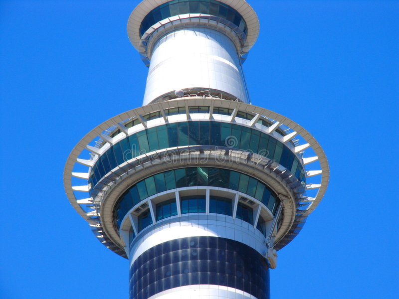 Torre de Auckland foto de stock royalty free