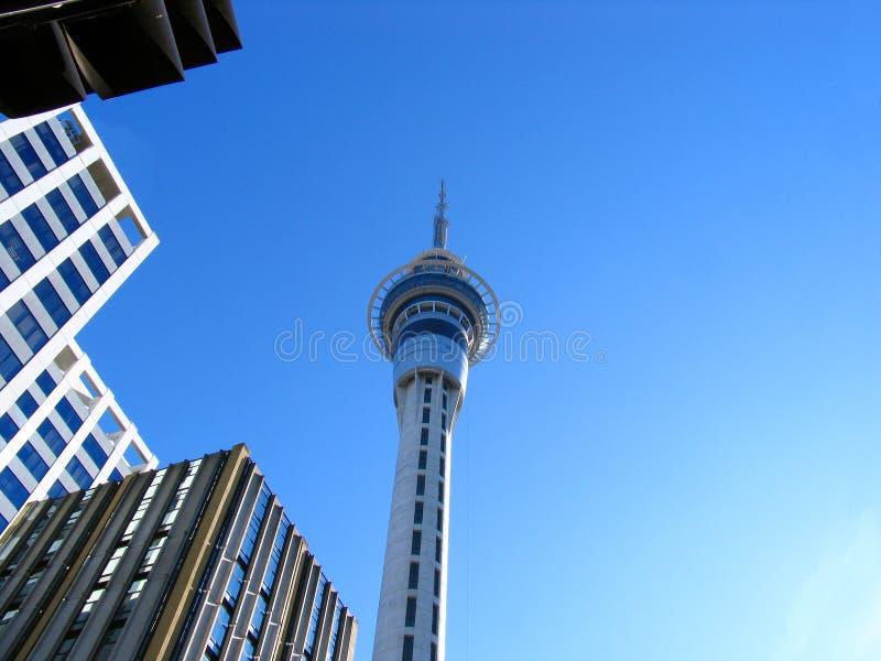 Torre de Auckland imagem de stock