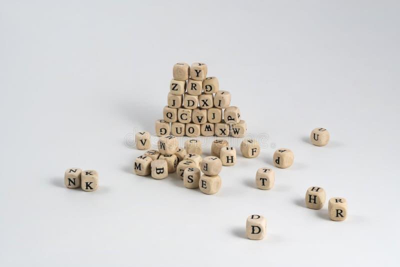 A torre de Babel imagens de stock