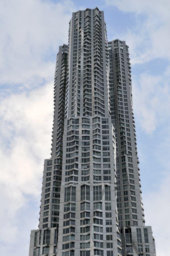 Torre de Beekman - New York City imagens de stock