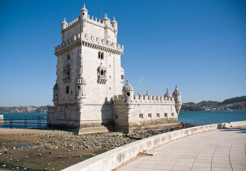 Torre de Belem fotos de archivo libres de regalías