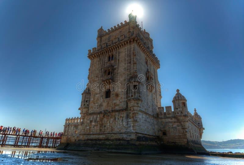 Torre de Belem i стоковое фото
