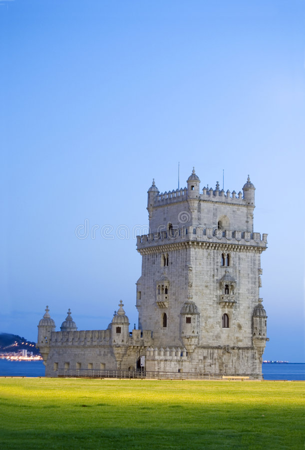 Torre de Belem, Lisboa fotos de archivo libres de regalías