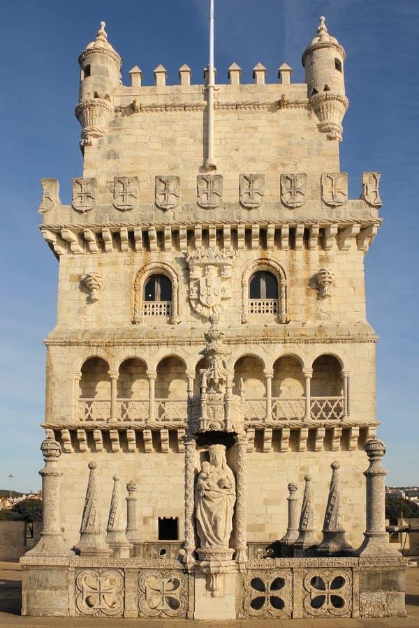 Torre de Belem. Lisboa. Portugal fotos de archivo