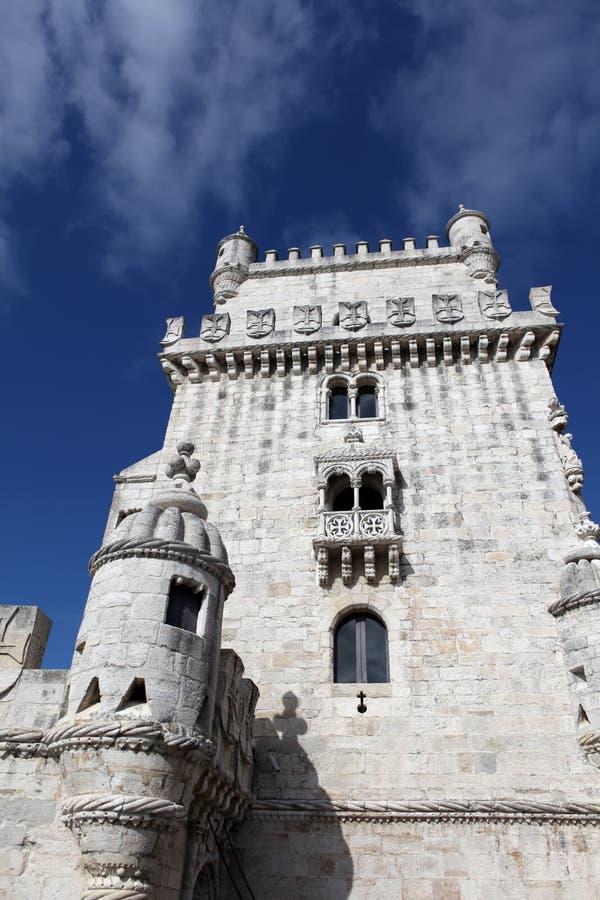Download Torre de Belem in Lisbon stock image. Image of famous - 20982325