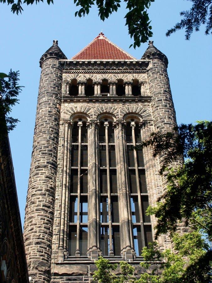 Download Torre de Bell de piedra imagen de archivo. Imagen de universidad - 179677