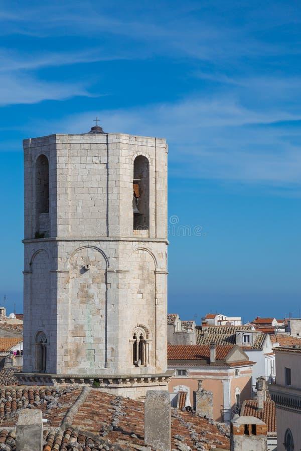 Torre de Bell de St Michel fotos de stock royalty free