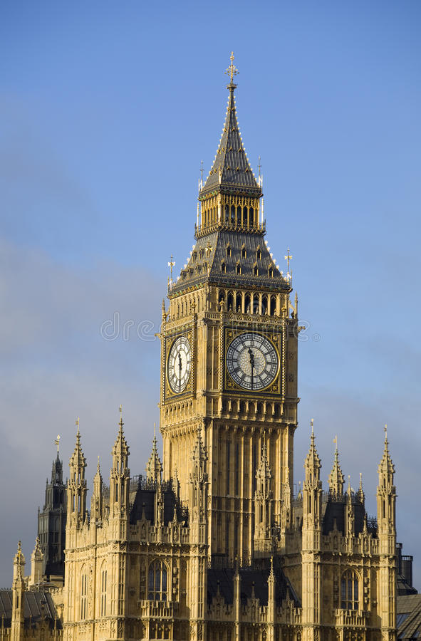 Torre de Ben grande imagem de stock royalty free