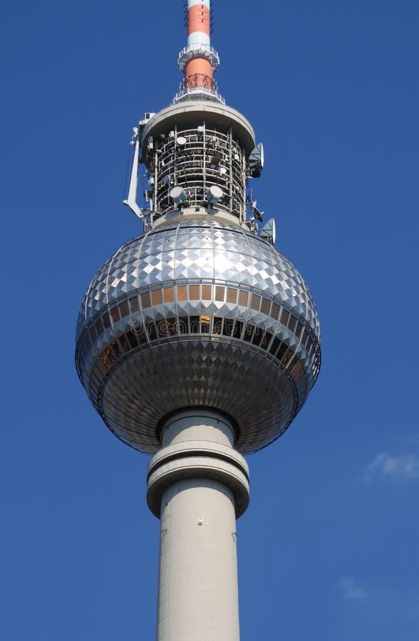 Torre de Berl?n TV fotos de archivo