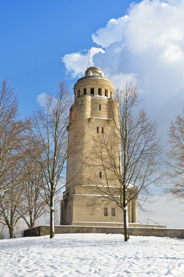Torre de Bismarck en Constanza imagenes de archivo