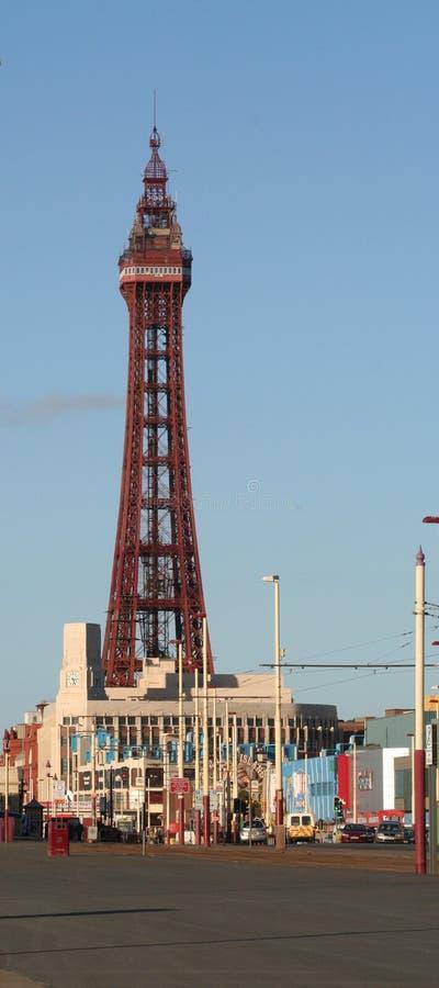 Torre de Blackpool. fotos de archivo libres de regalías