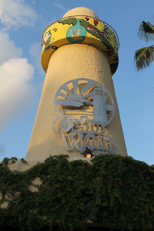 Torre de Cabo fotografía de archivo
