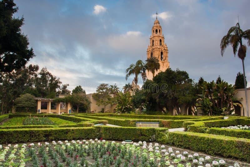 Torre de California fotos de archivo libres de regalías