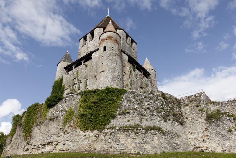 Torre de Cesar en Provins fotografía de archivo libre de regalías
