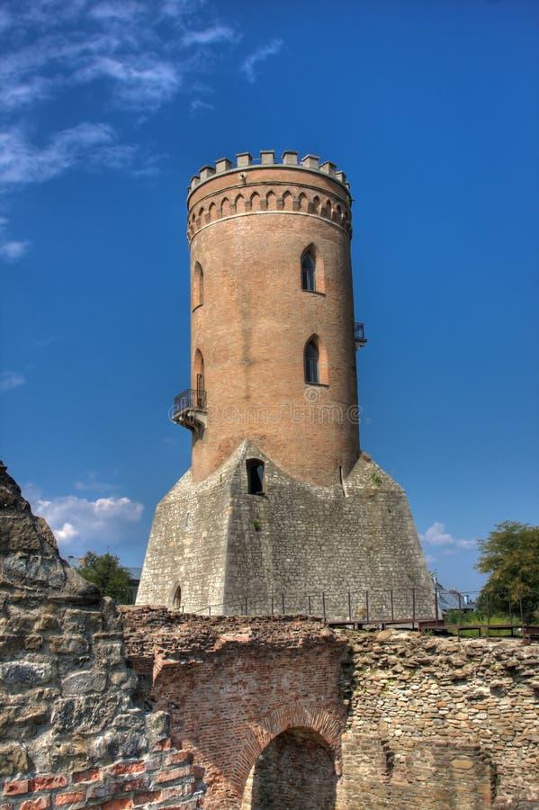 Torre de Chindia fotos de archivo