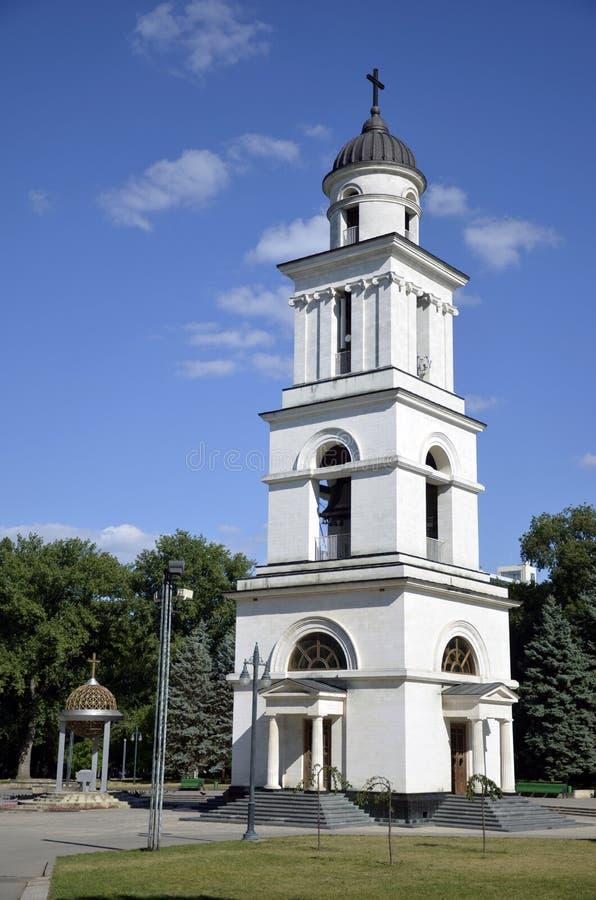 Torre de Chisinau imagenes de archivo