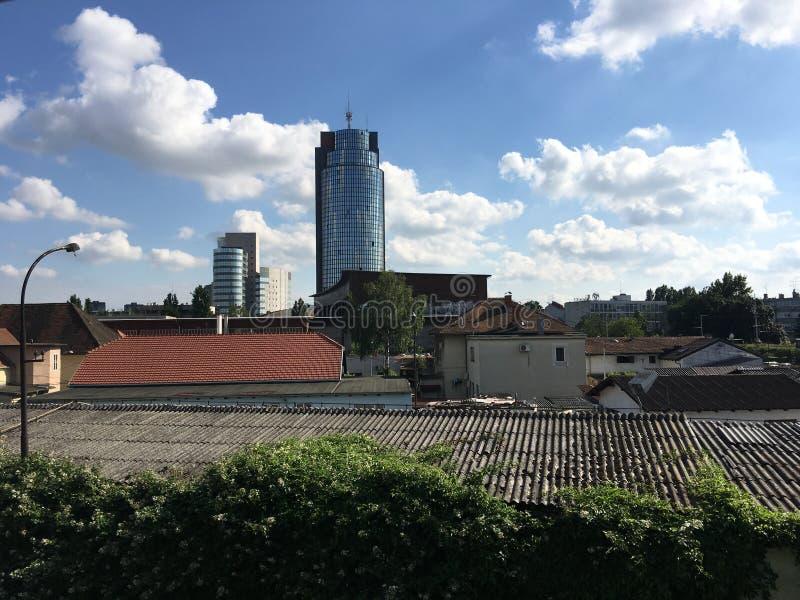 Torre de Cibona fotografía de archivo