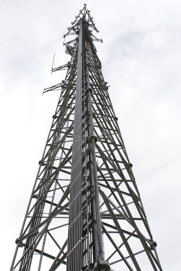 Torre de comunicações 2 imagens de stock