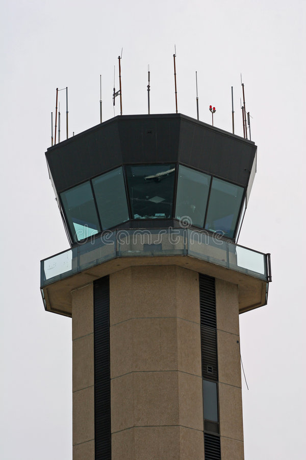 Torre de control 1 foto de archivo
