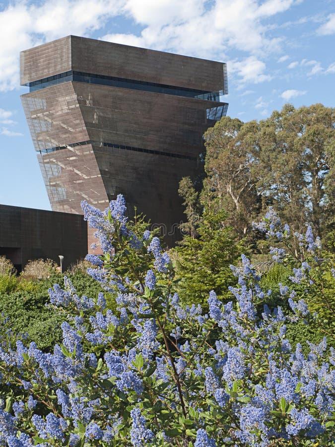 Torre de De Young Museum, San Francisco fotos de archivo libres de regalías