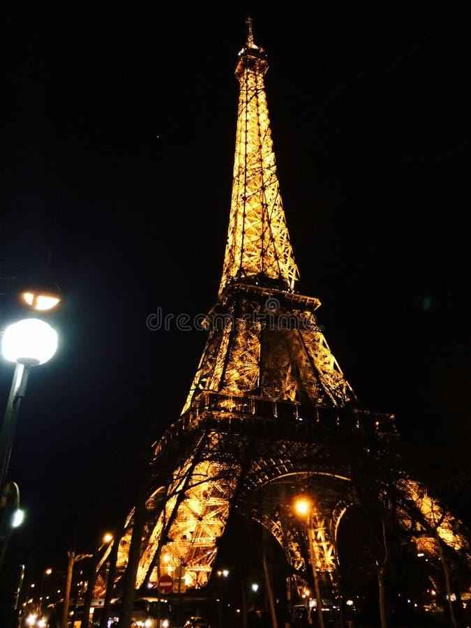 Torre de Eifell imagenes de archivo