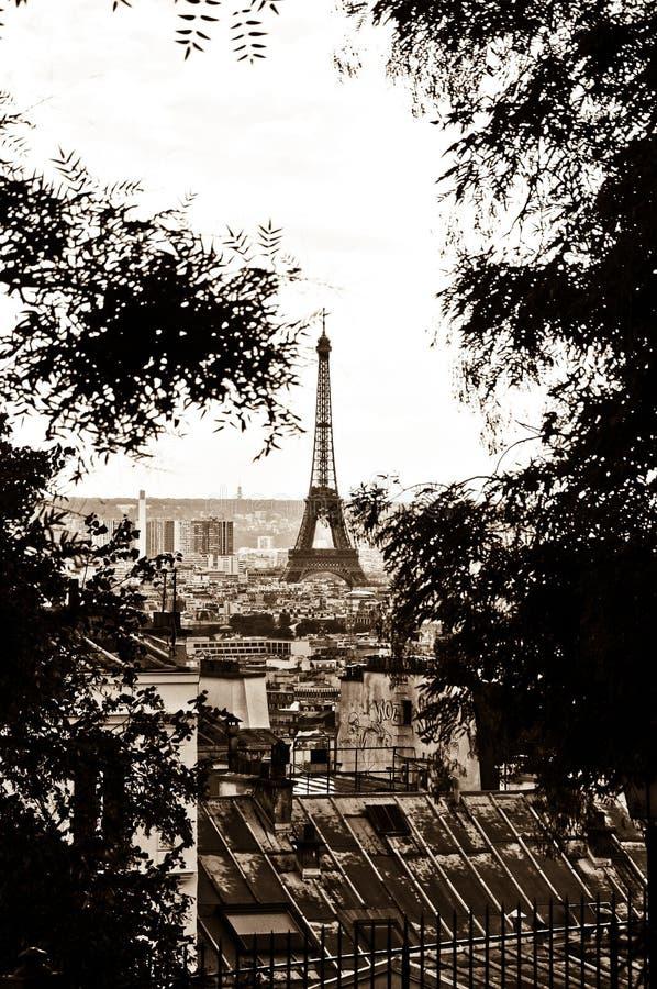 Torre de Eifle fotografía de archivo