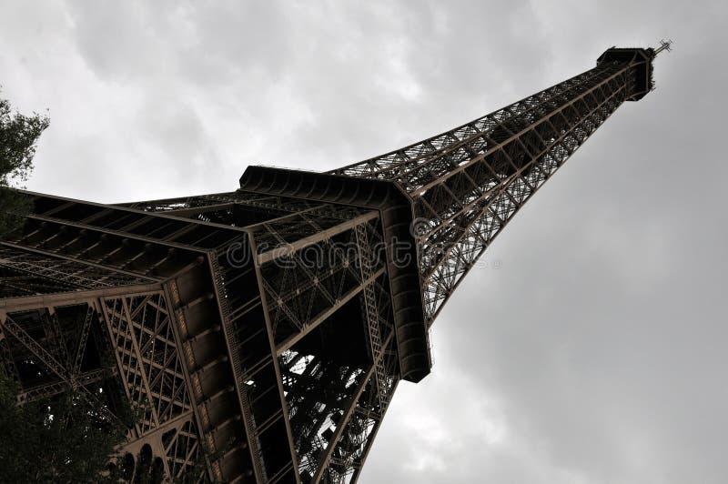 Torre de Eifle foto de archivo libre de regalías