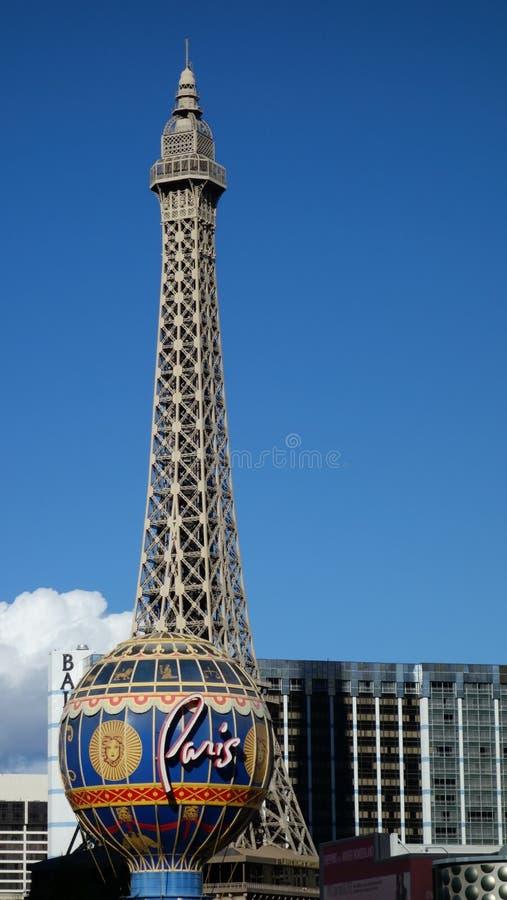 Torre de Eifle del hotel de París imagenes de archivo