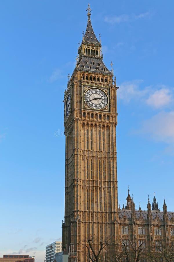 Torre de Elizabeth imagen de archivo