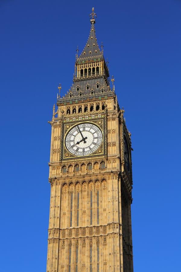 Torre de Elizabeth fotografía de archivo libre de regalías