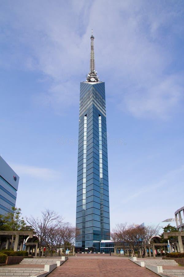 Torre de Fukuoka fotos de stock royalty free