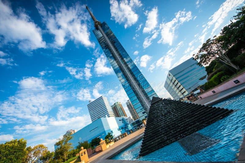 Torre de Fukuoka imagens de stock royalty free