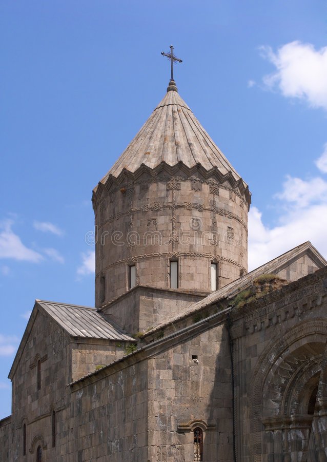 Torre de Gandzasar imagem de stock