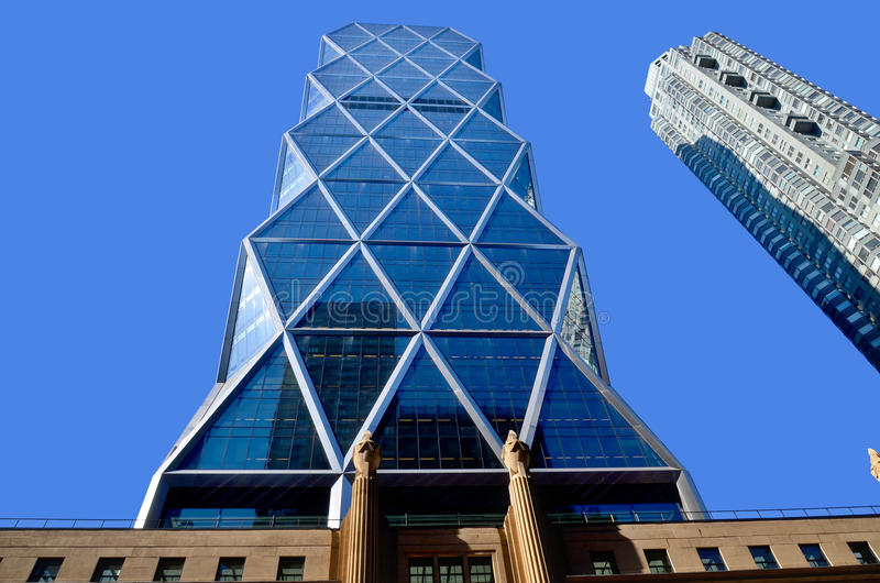 Torre de Hearst imagem de stock