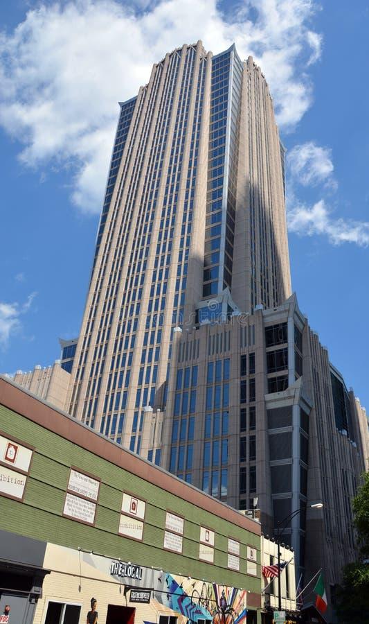 Torre de Hearst imagens de stock