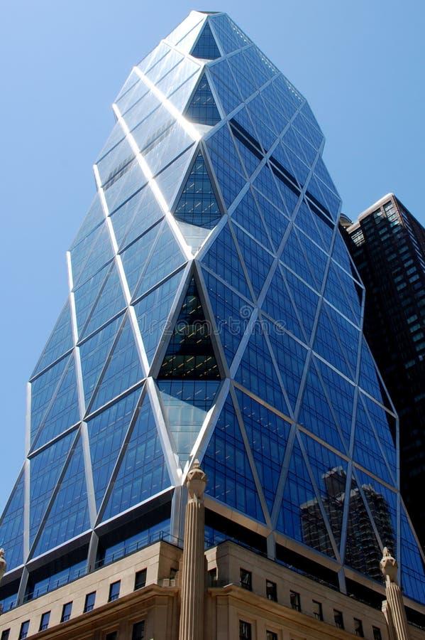 A torre de Hearst em Manhattan em New York City imagem de stock royalty free