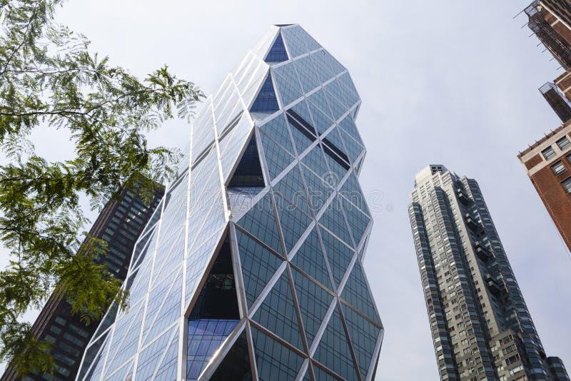 Torre de Hearst em New York fotografia de stock