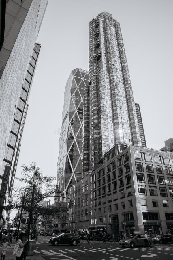 Torre de Hearst em New York foto de stock