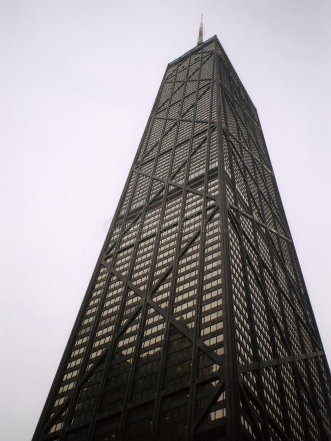 Torre de Juan Hancock, Chicago fotografía de archivo