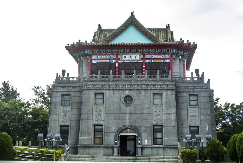 Torre de Jyuguang fotografía de archivo libre de regalías