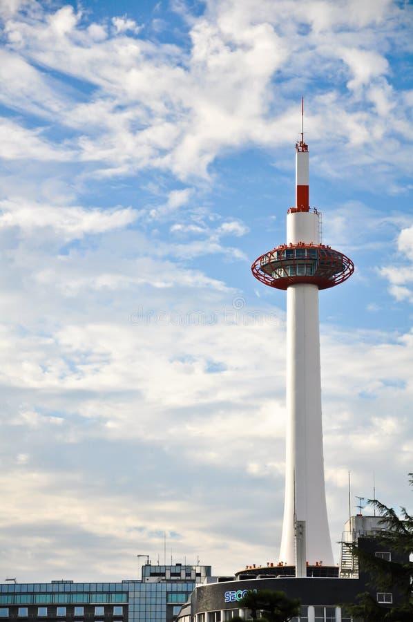 Torre de Kyoto fotos de archivo libres de regalías