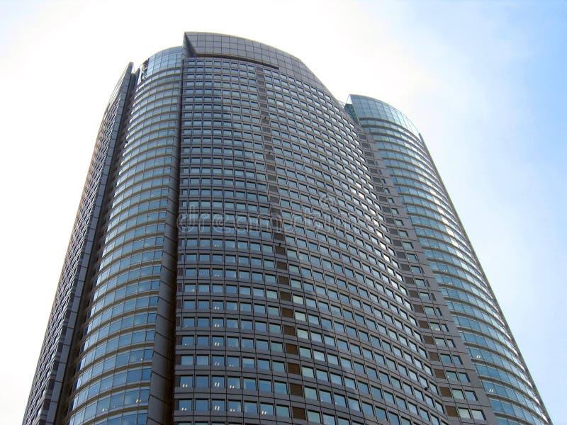 Torre de la cañería de las colinas de Skycraper - de Roppongi fotos de archivo libres de regalías