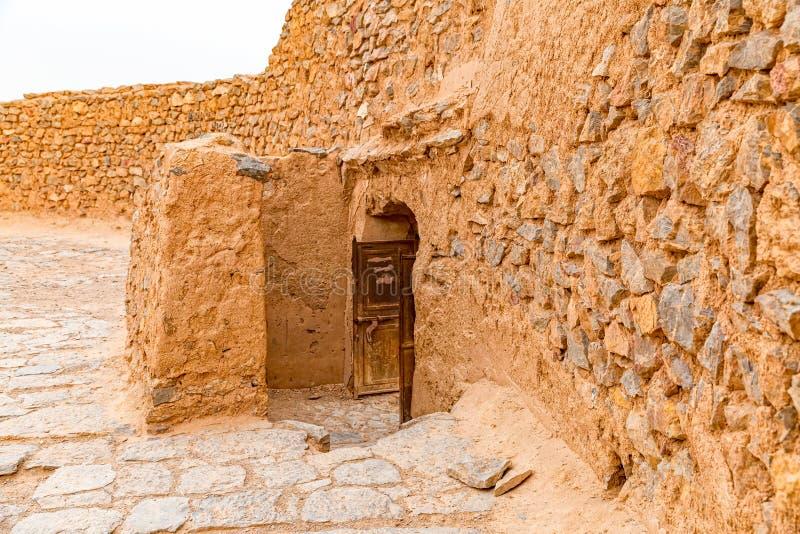 Torre de la entrada del silencio fotografía de archivo
