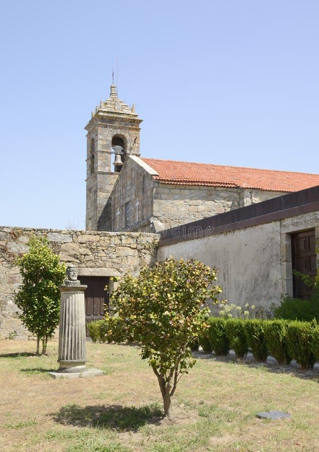 Torre de la iglesia foto de archivo
