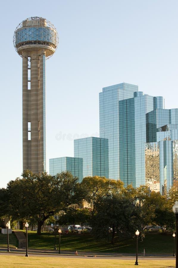 Torre De La Reunión Foto de archivo libre de regalías